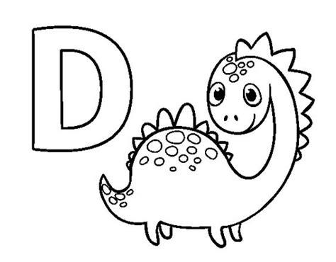 imagenes echas con simbolos y letras dibujo del abecedario letra d para colorear dibujos
