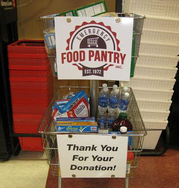 Fm Food Pantry by Can You Spare Some Or Food Kfgo 790
