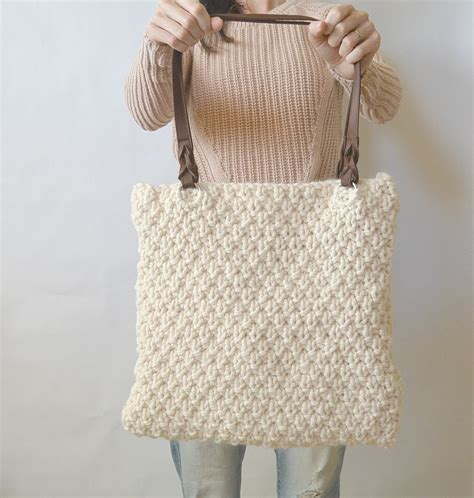 easy tote bag pattern knitting aspen mountain knit bag pattern mama in a stitch