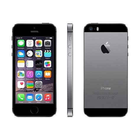5 iphone 64gb iphone 5s 64 gb gris espacial libre reacondicionado back market