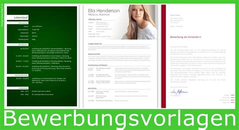 Praktikum Bewerbung C A Resume Builder For Word And Openoffice With Cover Letter