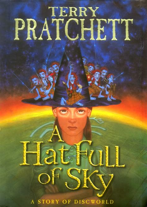a sky of books the annotated pratchett file v9 0 a hat of sky