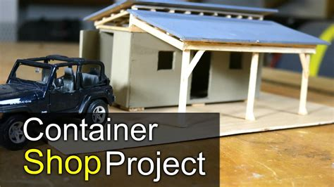 motorola container shop youtube shipping container shop project intro youtube