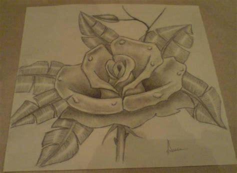 imagenes a lapiz de rosas dibujos de rosas a lapiz tattoo design bild