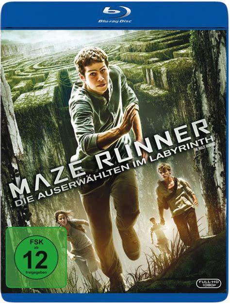 film maze runner die auserwählten test blu ray film maze runner die auserw 228 hlten im