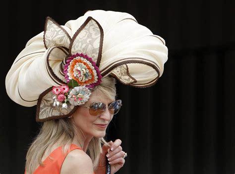 at the kentucky derby big hats big bucks nbc news