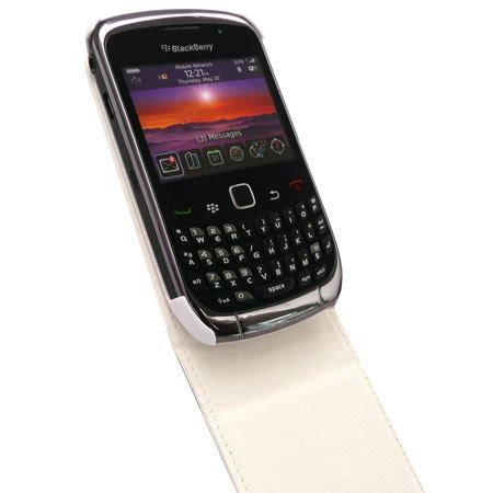 Casing Hp Bb Curve 9300 blackberry curve 8520 9300 diamante flip silver