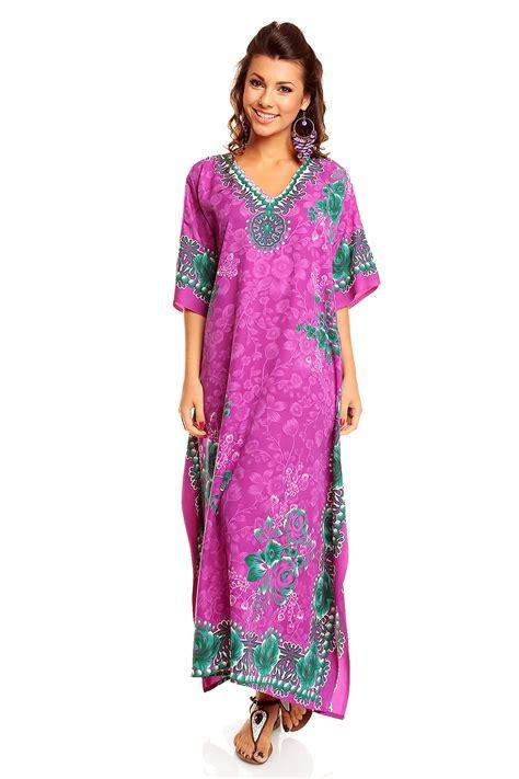 Batwing Purple Dress plus size 52 quot purple batwing sleeve maxi kaftan dress