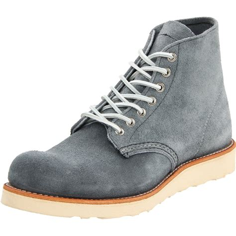 mens wing boots wing wing shoes mens 6 toe boot in blue for