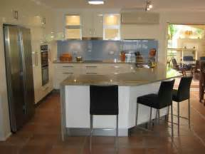 U Shaped Kitchen Design With Island U Shaped Kitchen Design Kitchen Gallery Kitchens Brisbane