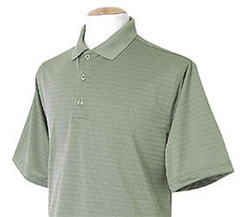 swing golf shirts monterey club mens dry swing tonal mini stripe golf polo