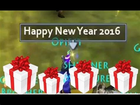 new year gift giving pocket legends happy new year 2016 gift giving event