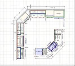 Design A Kitchen Layout Online by Kitchen Cabinets Layout Neiltortorella Com