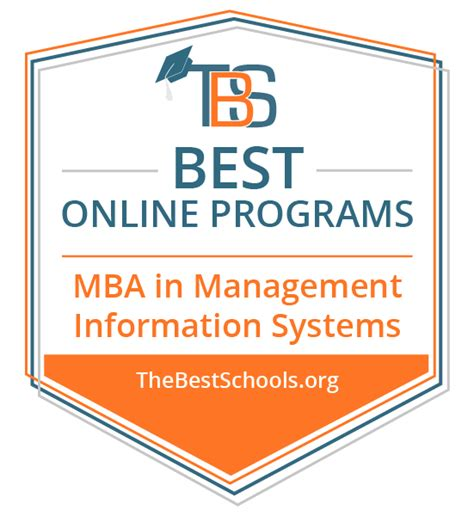 Mba Emohasis In Information Systems by The 20 Best Mba In Management Information Systems