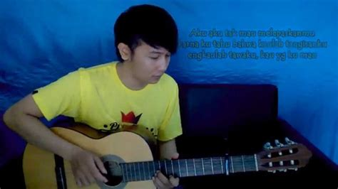 tutorial nathan fingerstyle wali jamin rasaku nathan fingerstyle cover youtube