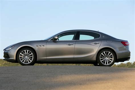 maserati black 4 door maserati heralds arrival of ghibli four door saloon uk