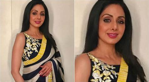 sridevi current news sridevi s latest photoshoot proves why we call her the