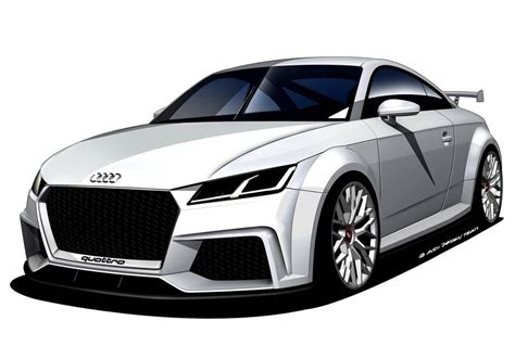 audi quattro sport concept audi tt quattro sport concept car wallpapers 2014