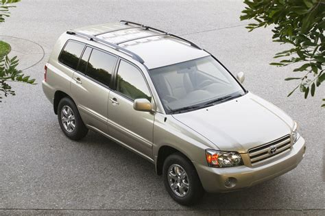 2006 Toyota Highlander Reviews 2006 Toyota Highlander Picture 94340 Car Review Top