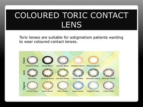 toric color contact lenses soft toric contact lens
