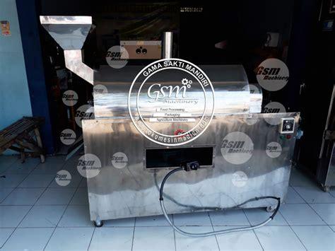 Mesin Kopi Di Lung mesin sangrai kopi kapasitas 50 kg duniamesin