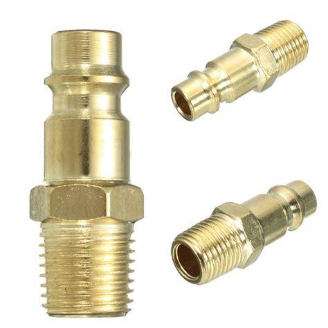 1 4 bsp coupler air line hose compressor fittings connector tool ebay