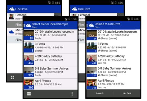 onedrive for android onedrive for android 28 images how to manage several onedrive accounts simultaneously on