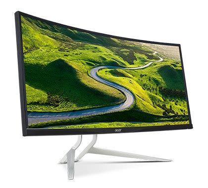 Monitor Acer Terbaru acer hadirkan monitor curved terbaru dengan dukungan amd freesync jagat review