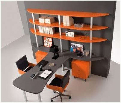 Office Desk Colors Bright Color Office Desks Home Designs Project