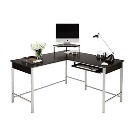 studio desk l brenton studio zaida l desk by office depot officemax