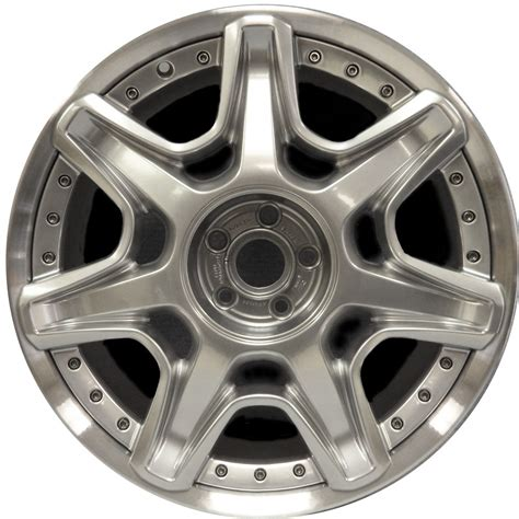bentley mulliner wheels 20 quot new style mulliner rim 7 spoke 3w0601025ba