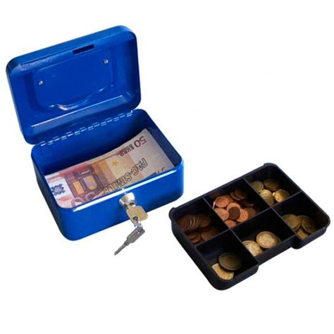 cassetta di sicurezza prezzi cassetta di sicurezza portavalori con vassoio portamonete