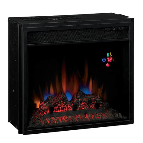 classic fireplace insert object moved