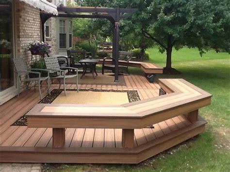 Trex Transcend Decking by West Bloomfield Michigan Deck Cleaning Restoration Repair