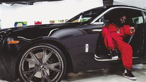 rick ross bentley wraith rick ross gets forgiato wheels on his rolls royce wraith