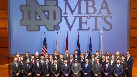 Can I Get Into Notre Dame Mba by Programs Office Of Veterans Affairs