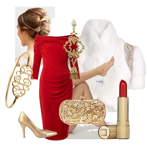 29 cute christmas party outfits ideas 2015 on polyvore