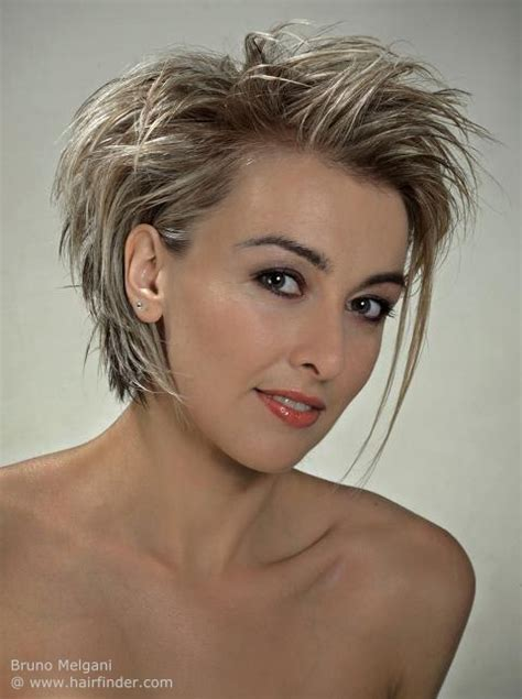 a frame hairstyles pictures front and back middle of the neck length haircut styled towards the back