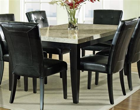 Black Granite Top Dining Table Granite Top Dining Table And How To Choose The Base Traba Homes