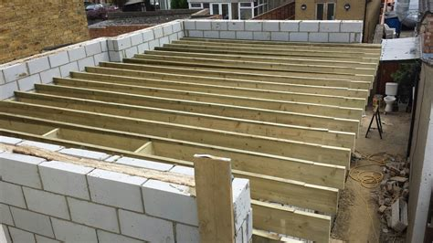 Garage Joists Keya Construction 100 Feedback Extension Builder