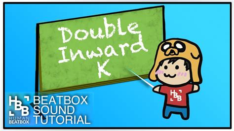 tutorial beatbox double pedal double inward k beatbox tutorial youtube