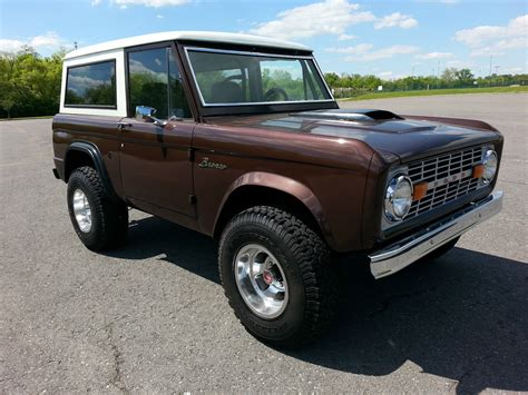 1968 Ford Bronco by 1968 Ford Bronco 4x4 Vintage Mudder Reviews Of Classic