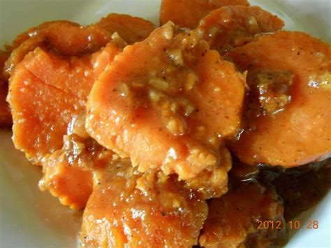 southern candied sweet potatoes recipe dishmaps