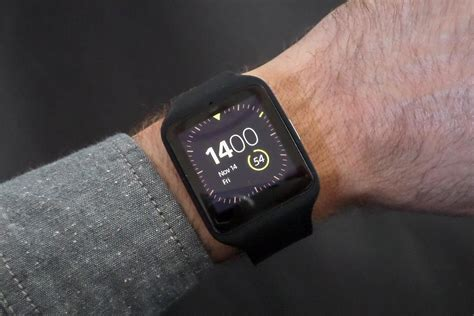 Sony Smart 3 Swr50 sony smartwatch 3 swr50 review digital trends