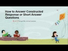 frankenstein s a r s short answer responses ppt download school on pinterest constructed response 8th grade ela