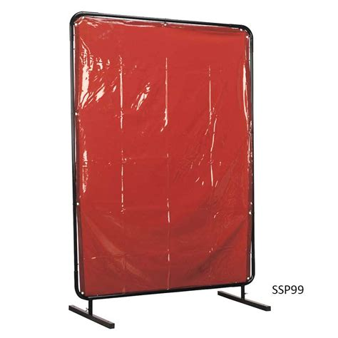 welding shield curtain sealey workshop welding curtains ese direct