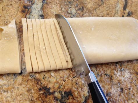 Handmade Pasta Without A Machine - busy s menu plan how to make pasta without a