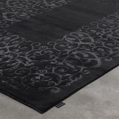 Grand Tapis by Grand Tapis Sydney Gris Anthracite Par Angelo