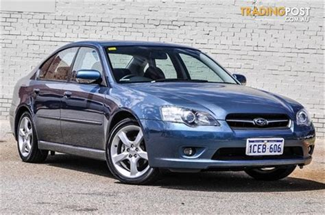 subaru liberty 2006 2006 subaru liberty 2 5i safety my06 4d sedan for sale in