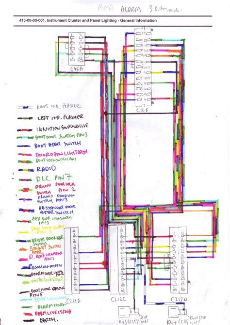 st wiring diagram st 2014 wiring diagram